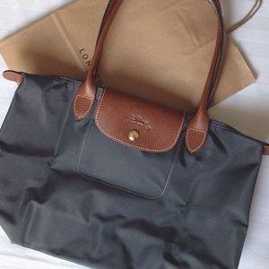 Longchamp Le Pliage Shoulder Tote Bag
